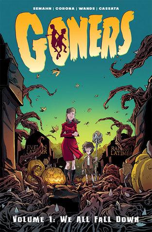 Goners Volume 1: We All Fall Down Conditie: Tweedehands, als nieuw Image 1