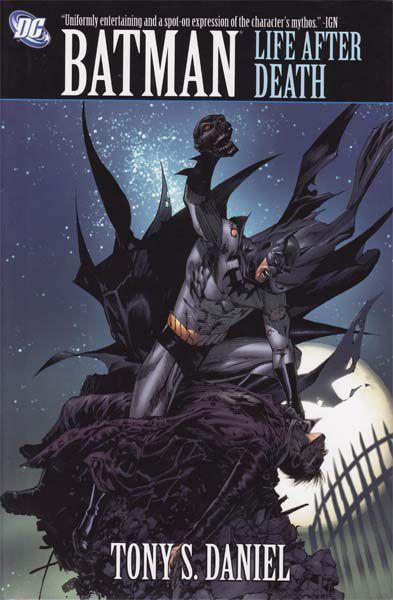 Batman: Life After Death Conditie: Nieuw DC 1