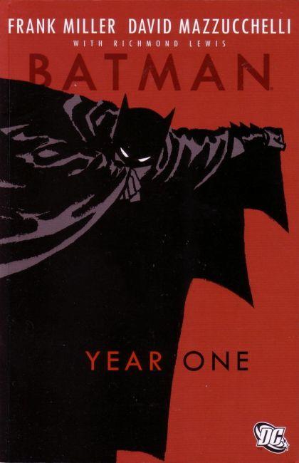 Batman: Year One DC 1