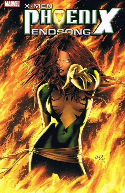 X-Men: Phoenix - Endsong Conditie: Tweedehands, als nieuw Marvel 1