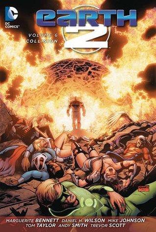Earth 2 Volume 06: Collision Conditie: Tweedehands, als nieuw Marvel 1