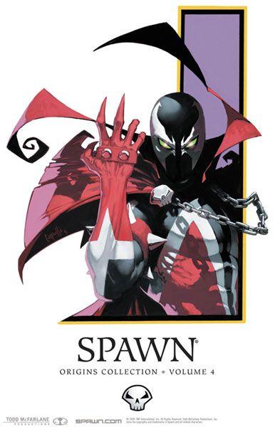 Spawn Origins Volume 04 Conditie: Tweedehands, als nieuw Image 1