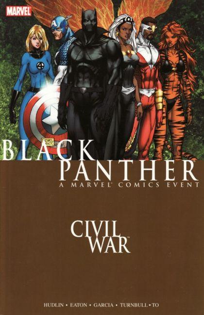 Black Panther: Civil War Conditie: Tweedehands, als nieuw Marvel 1