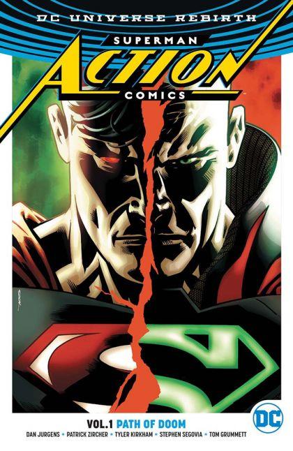 Superman Action Comics Volume 01: Path Of Doom Conditie: Tweedehands, als nieuw DC 1