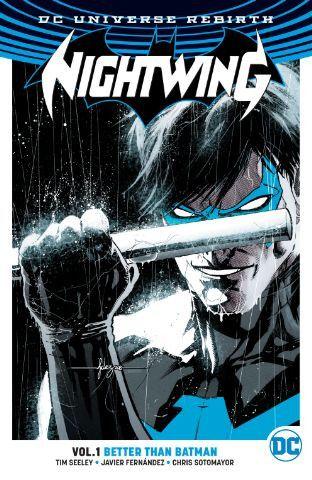 Nightwing Volume 01: Better Than Batman Conditie: Tweedehands, als nieuw DC 1