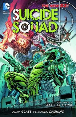 Suicide Squad [Vol. 3] Volume 2: Basilisk Rising Conditie: Tweedehands, als nieuw DC 1