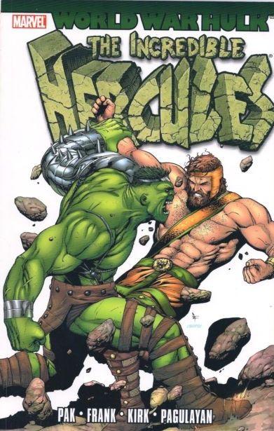 World War Hulk: Incredible Hercules Conditie: Tweedehands, als nieuw Marvel 1