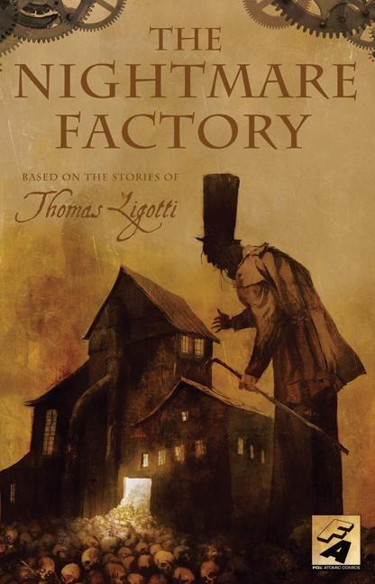 The Nightmare Factory Conditie: Tweedehands, redelijk Fox Atomic 1