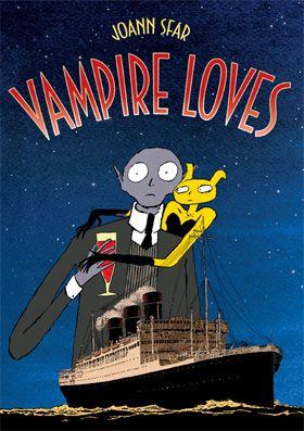Vampire Loves Conditie: Tweedehands, als nieuw First Second 1