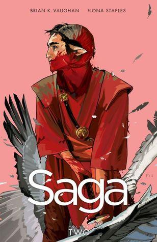 Saga Volume 2 Conditie: Tweedehands, als nieuw Image 1