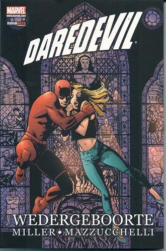 Daredevil: Wedergeboorte [NL] Conditie: Tweedehands, als nieuw Nona Arte 1