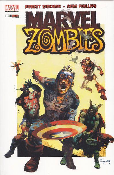 Marvel Zombies [NL] Conditie: Tweedehands, goed Nona Arte 1