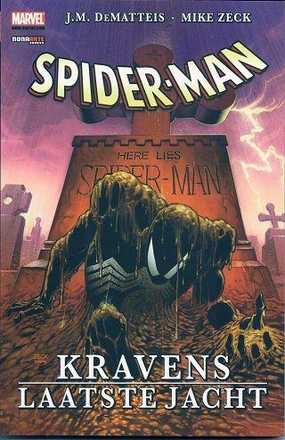 Spiderman: Kravens Laatste Jacht [NL] Conditie: Tweedehands, als nieuw Marvel 1