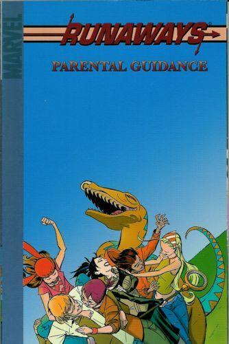Runaways Volume 06: Parental Guidance Conditie: Tweedehands, goed Marvel 1