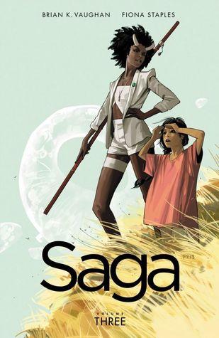 Saga Volume 3 Conditie: Tweedehands, als nieuw Image 1