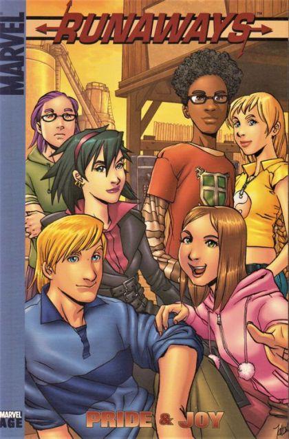 Runaways Volume 01: Pride & Joy Conditie: Tweedehands, goed Marvel 1