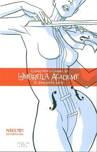 Umbrella Academy [NL] Volume 01 Conditie: Tweedehands, goed De Vliegende Hollander 1