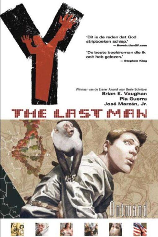 Y the Last Man Volume 01: Ontmand Conditie: Tweedehands, als nieuw De Vliegende Hollander 1