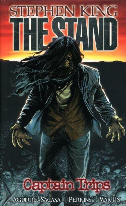The Stand Volume 01: Captain Trips Conditie: Tweedehands, redelijk Marvel 1