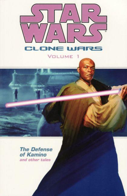 Star Wars: The Clone Wars Volume 01 Conditie: Tweedehands, redelijk Dark Horse 1