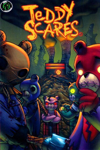 Teddy Scares Volume 02 Conditie: Tweedehands, goed Ape Comics 1