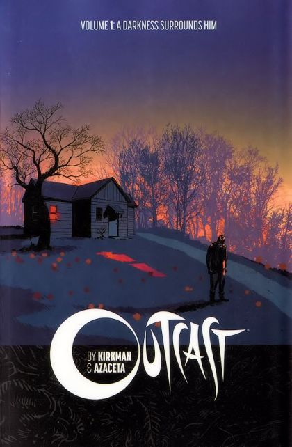 Outcast Volume 1: A Darkness Surrounds Him Conditie: Nieuw Image 1