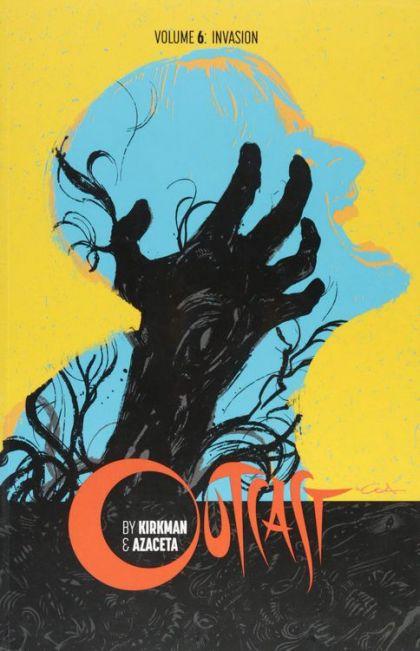 Outcast Volume 6: Invasion Conditie: Tweedehands, als nieuw Image 1
