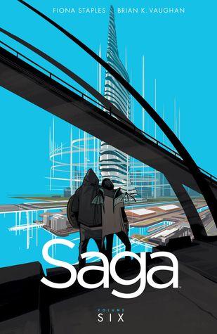 Saga Volume 6 Conditie: Tweedehands, als nieuw Image 1