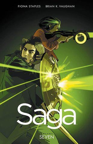 Saga Volume 7 Conditie: Tweedehands, als nieuw Image 1