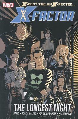 X-Factor [Vol 3] Book 01: The Longest Night Conditie: Tweedehands, als nieuw Marvel 1