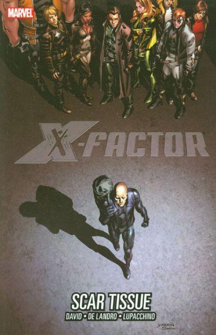 X-Factor [Vol 3] Book 12: Scar Tissue Conditie: Tweedehands, als nieuw Marvel 1