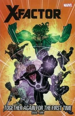 X-Factor [Vol 3] Book 16: Together Again For The First Time Conditie: Tweedehands, als nieuw Marvel 1