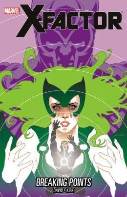 X-Factor [Vol 3] Book 18: Breaking Points Conditie: Tweedehands, als nieuw Marvel 1