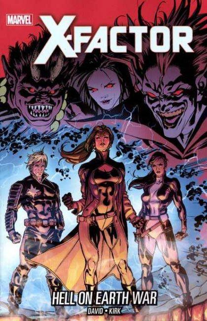 X-Factor [Vol 3] Book 20: Hell on Earth War Conditie: Tweedehands, als nieuw Marvel 1
