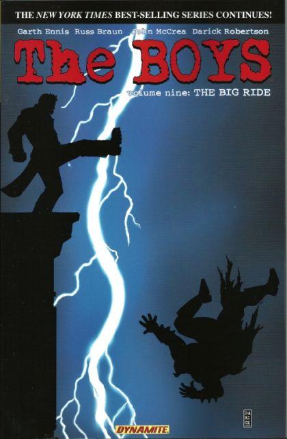 The Boys Volume 09: The Big Ride Conditie: Tweedehands, als nieuw Dynamite Entertainment 1