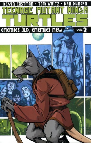 Teenage Mutant Ninja Turtles Ongoing Volume 02 Conditie: Tweedehands, als nieuw IDW 1