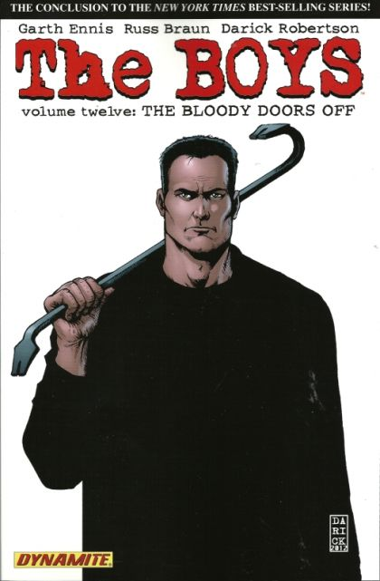 The Boys Volume 12: The Bloody Doors Off Conditie: Tweedehands, als nieuw Dynamite Entertainment 1