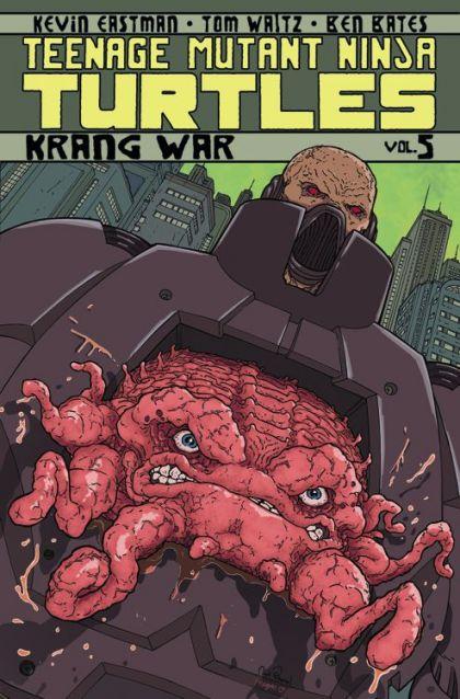 Teenage Mutant Ninja Turtles Ongoing Volume 05 Conditie: Tweedehands, als nieuw IDW 1