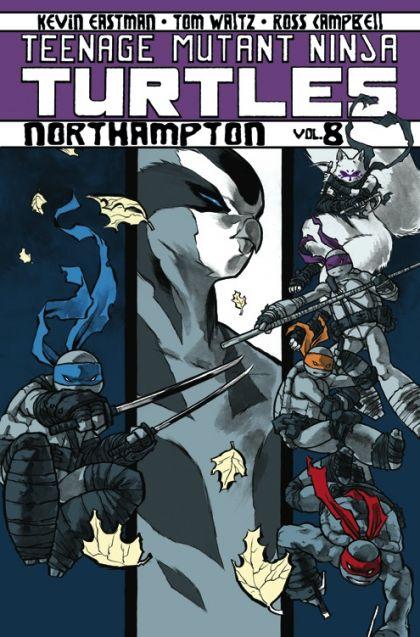 Teenage Mutant Ninja Turtles Ongoing Volume 08 Conditie: Tweedehands, als nieuw IDW 1