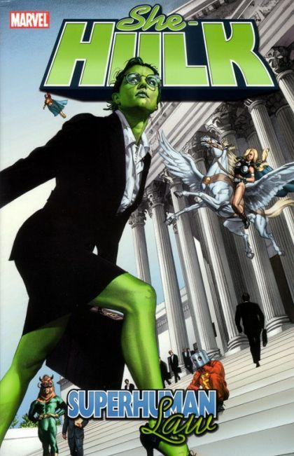 She-Hulk Volume 02: Superhuman Law Conditie: Tweedehands, als nieuw Marvel 1