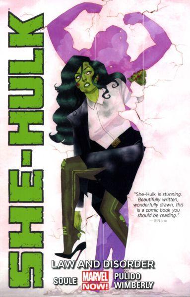She-Hulk (2014) Volume 01: Law And Disorder Conditie: Tweedehands, als nieuw Marvel 1
