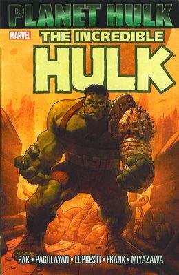 Hulk: Planet Hulk Conditie: Tweedehands, als nieuw Marvel 1