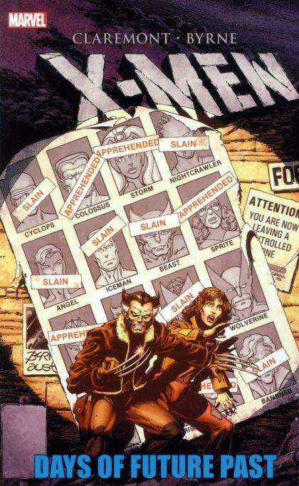 X-Men: Days of Future Past Conditie: Tweedehands, als nieuw Marvel 1