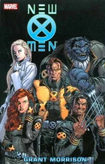 New X-Men Ultimate Collection Book 2 Conditie: Tweedehands, als nieuw Marvel 1