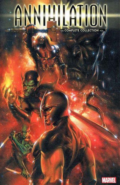 Annihilation The Complete Collection Omnibus Volume 1 Conditie: Tweedehands, als nieuw Marvel 1