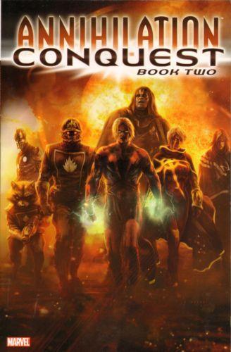 Annihilation: Conquest Book 2 Conditie: Tweedehands, als nieuw Marvel 1