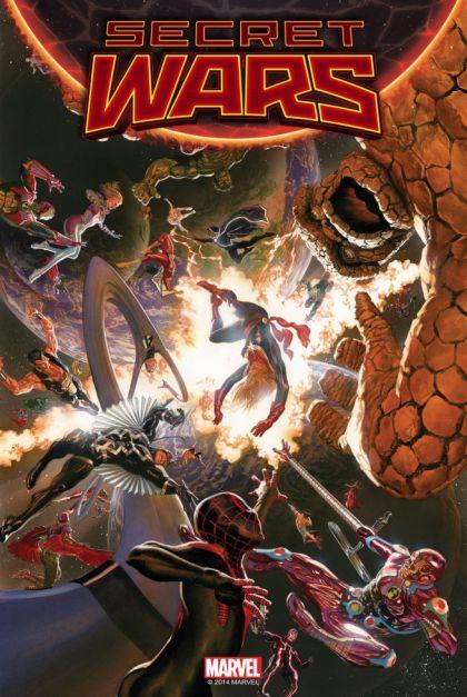 Secret Wars Conditie: Tweedehands, als nieuw Marvel 1