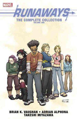 Runaways: The Complete Collection Volume 1 Conditie: Tweedehands, als nieuw Marvel 1