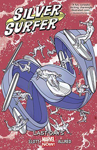 Silver Surfer [Vol 7] Volume 3: Last Days Conditie: Tweedehands, als nieuw Marvel 1
