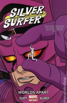 Silver Surfer [Vol 7] Volume 2: Worlds Apart Conditie: Tweedehands, als nieuw Marvel 1